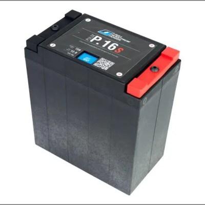 Full Spectrum Power Pulse P16S