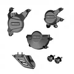 CBR600RR STOCK Motorcycle Protection Bundle 2007 - 2016 CP-CBR600-2008-CS-GBR