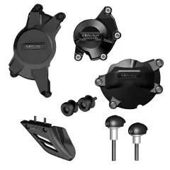 GSXR1000 K9 - L6 Motorcycle Protection Bundle STOCK & KIT CP-GSXR1000-K9-CS-GBR