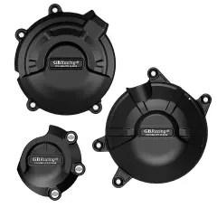 CBR500R & CB500F/X Engine Cover Set 2019 EC-CBR500R-2019-SET-GBR