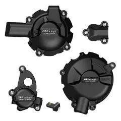 S1000RR Secondary Engine Cover Set 2019 EC-S1000RR-2019-SET-GBR