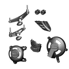 Motorcycle Protection Bundle 6mm KIT CP675-CS-K-GBR