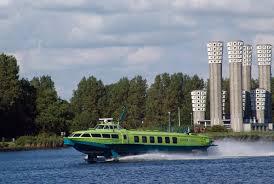 Fast Flying Ferrie IJmuiden