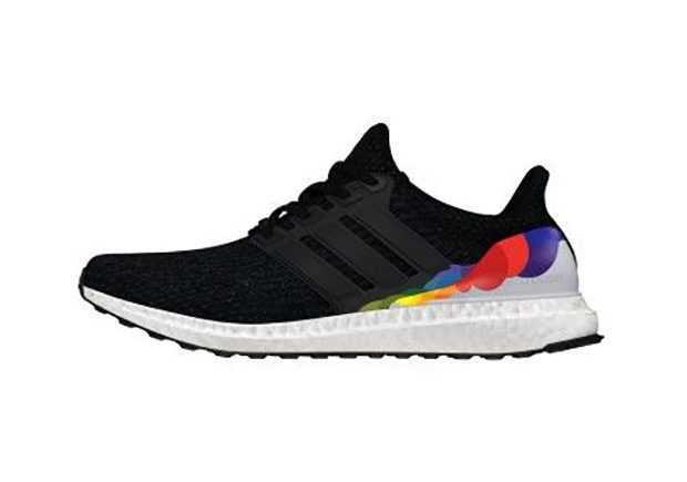 e5771668aba LGBT inspired Adidas Ultra Boost 3.0 - Velvet Blue Ocean