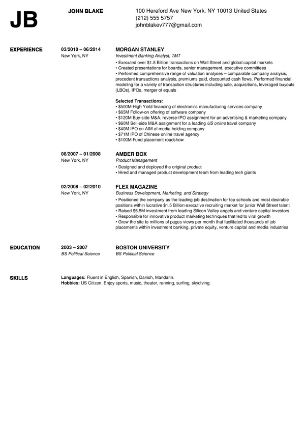 resume builder example by symbeentere free resume builder