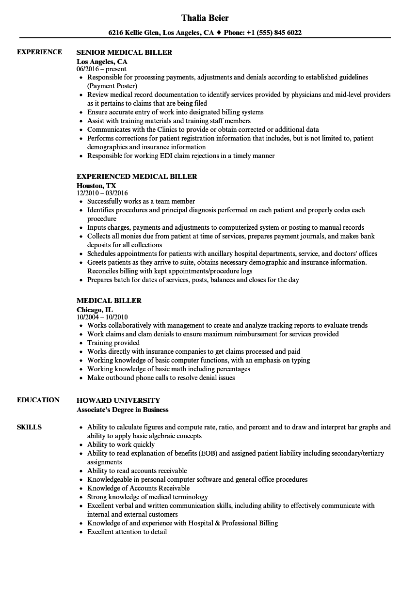 Billing And Coding Jobs