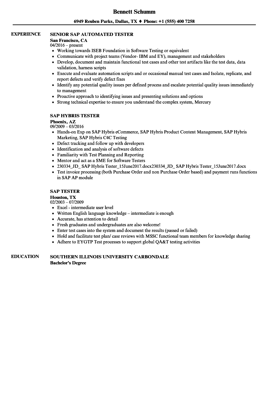 Sap Security Jobs