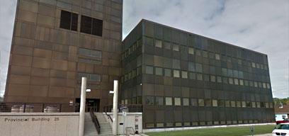 Image of Portage la Prairie VEMA heavy duty equipment satellite location