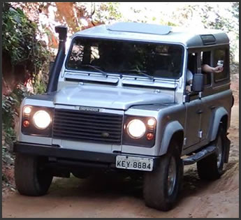 Valente Land Rover Vem Conosco