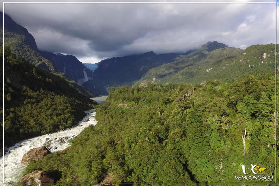 Foto 12 - Parque Nacional Queulat e o Ventisquero Colgante