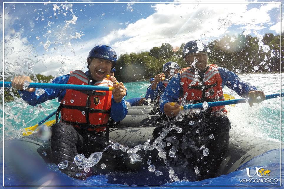 Foto 16 - Rafting no Rio Baker