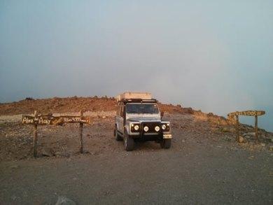 Wild Camping nas alturas, a 5.000m de altitude em Abra del Acay, Argentina. Longe de tudo e de todos, entre montanha e céu