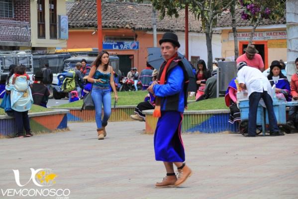 Vestimenta Tíipica