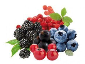 Aromas do Pinot Noir - Frutas Vermelhas
