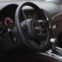 The Steering: From the steering wheel to the steering axle