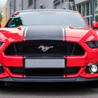 Ford Mustang GT 5.0 Ti-VCT V8