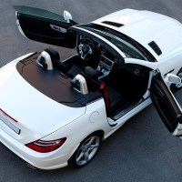 Mercedes SLK R172 - The transition to the SLC