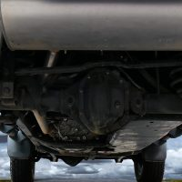 Catalytic converter: The aftertreatment of the exhaust gases