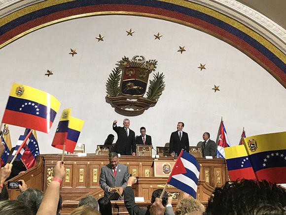 diaz canel en la asamblea nacional constituyente