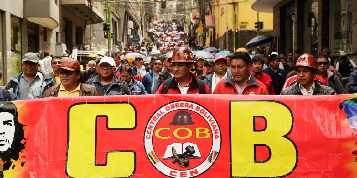 Primero de Mayo como expresión de la lucha de los TRABAJADORES