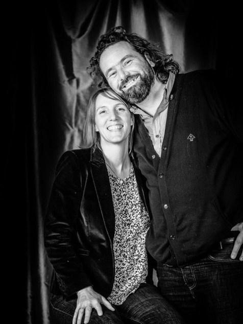 Lise et Bertrand Jousset