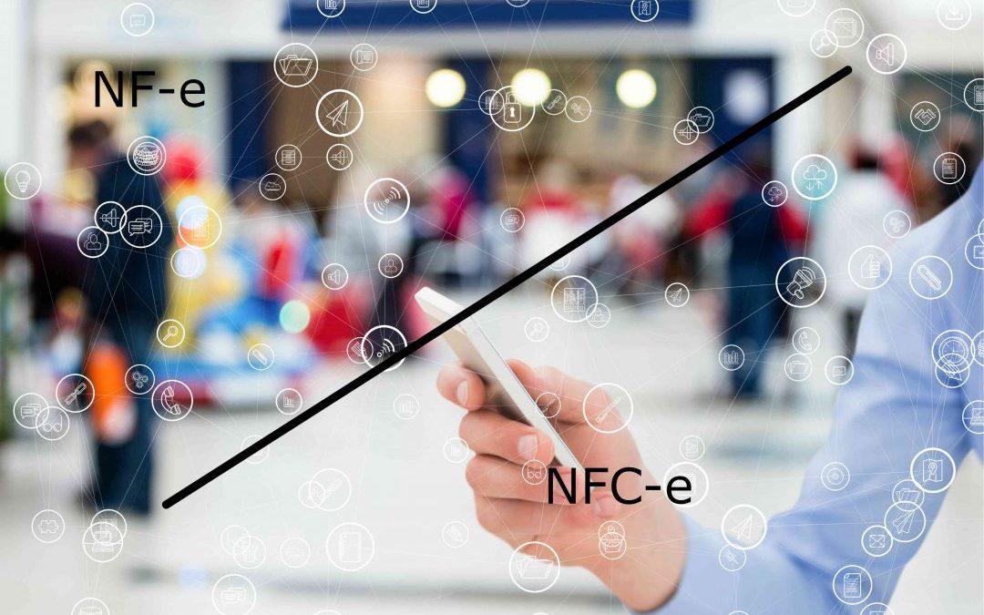 Principais diferenças entre NFC-e e NF-e