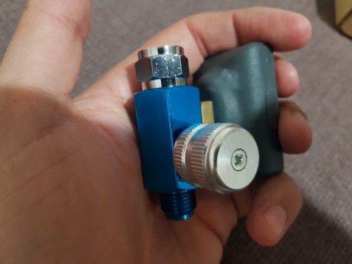 lematec digital  pressure compressor