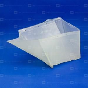 NEW-785-I. Cangilón izquierdo mediano adaptable a vendimiadoras New Holland / Braud (944023785, 944029647)