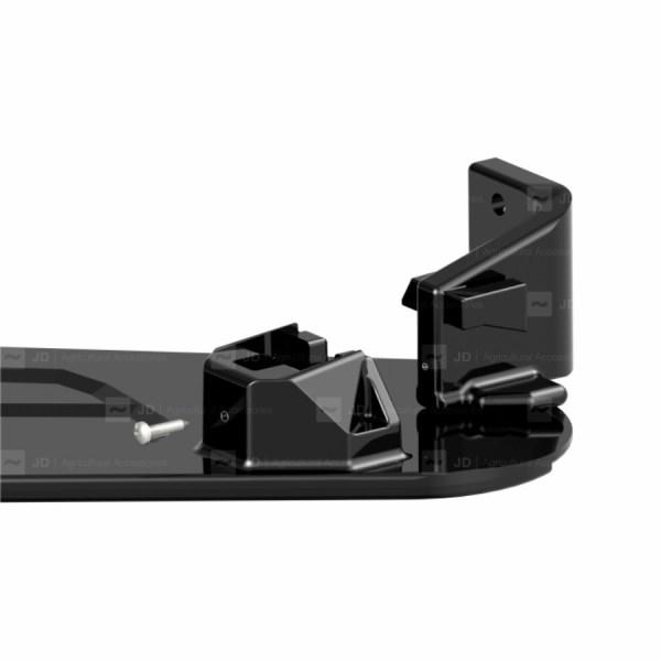 Escamas centrales compatibles con máquinas de vendimiar Pellenc Serie 4000 (Optimum). Sistema de fijación