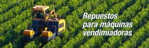 JD Agricultural Accessories. Máquina vendimiadora