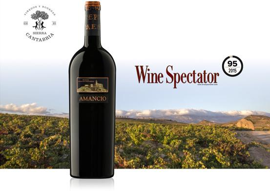 wine spectador vendimia selccionada