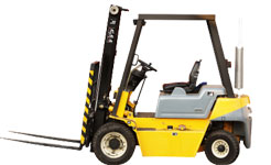 vendor equipment leasing for forklifts