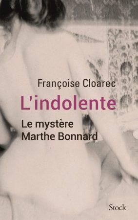 L'indolente de Françoise Cloarec