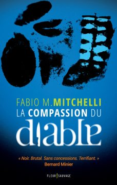 La compassion du diable de Fabio M.Mitchelli (couverture)