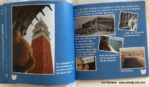 Fotos und Berichte. Mein Buch: Teddy in Venedig