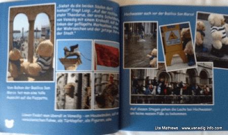 Einblicke. Mein Buch: Teddy in Venedig