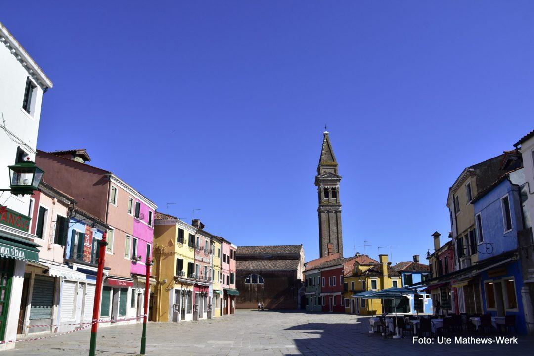 Venedig, Insel Burano