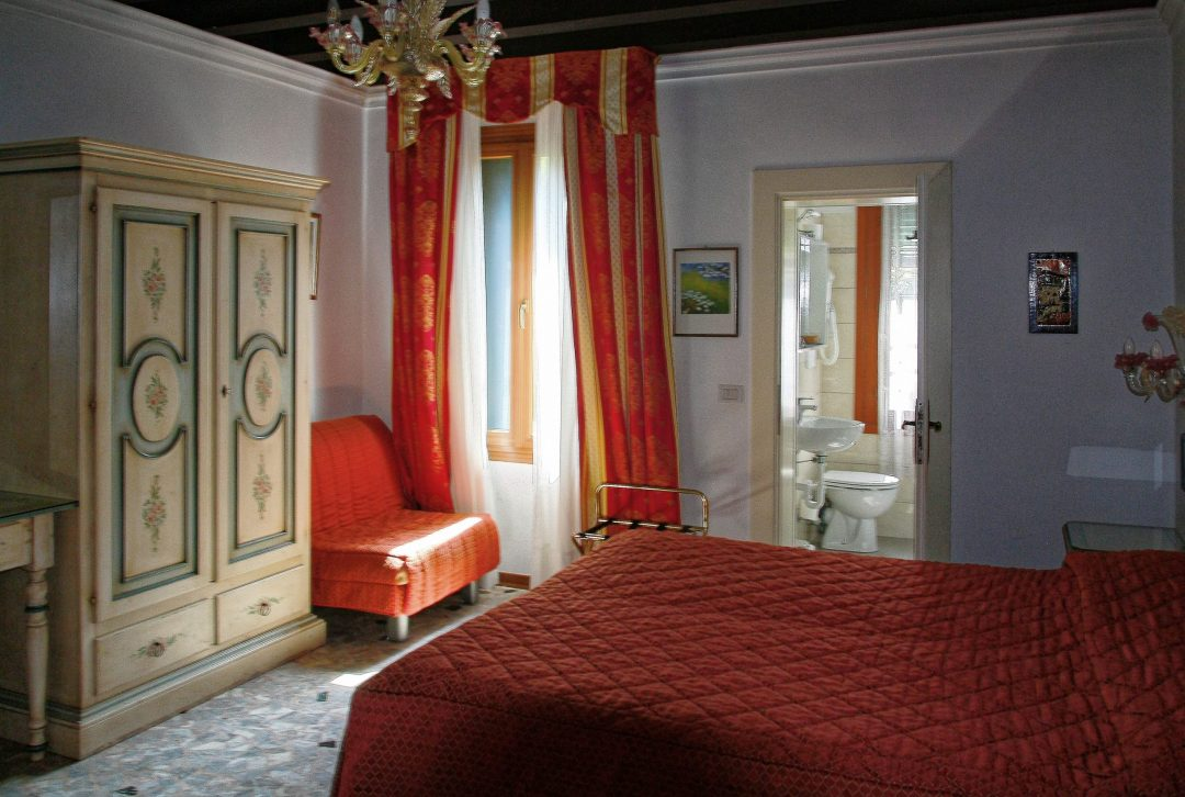 Hotels und Unterkünfte in Venedig