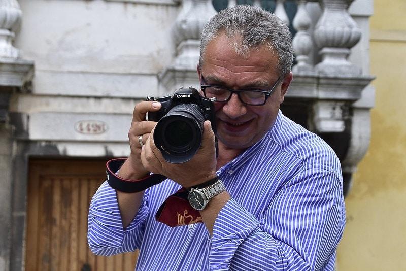 Andreas Werk Fotograf in Venedig