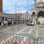 Venedig: Arbeiten zum Schutz der Markus Basilika vor Hochwasser beginnen heute