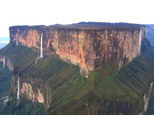 Monte Roraima, Parque Nacional Canaima.