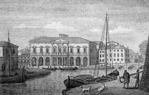 un angolo ancora conservato di Treviso Serenissima