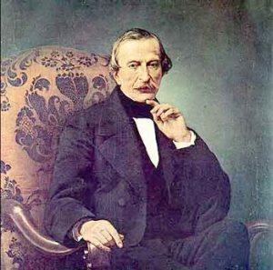 Era il più piccolo dei figli di Cesare d'Azeglio e nacque a Torino nel 1798. La sua personalità è poliedrica: fu un buon pittore, un affermato letterato,