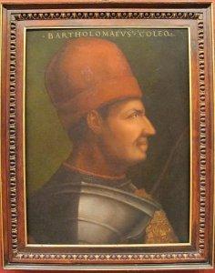 il ritratto del Condottiero