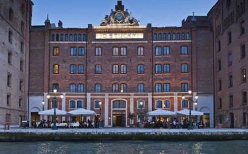 hilton molino stucky in venice 10 most expensive hotels in Venice