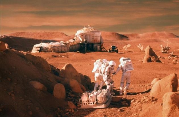 """Notizie """"Astronomiche""""... Marte"""