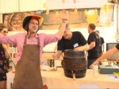Gemellaggio di Pianiga e Giebelstadt tra birra, balli e canti