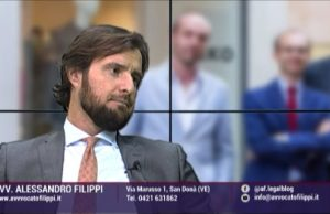 L'avvocato Filippi. un anno dopo il fallimento delle banche venete