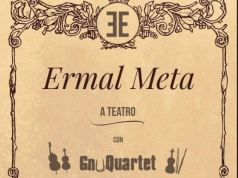 Ermal Meta al Teatro Goldoni di Venezia nel 2019
