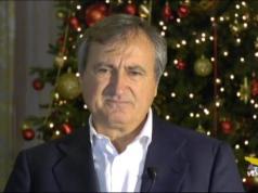 Gli auguri di Natale del Sindaco Luigi Brugnaro 2018